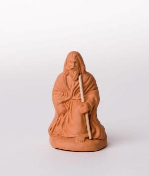 Santon à peindre Le Saint Joseph à genoux