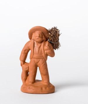 Santon L'homme au fagot