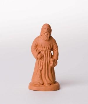 Santon à peindre Le moine