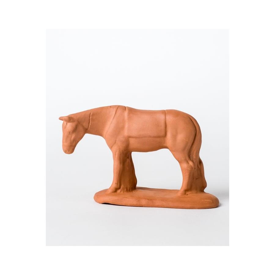 Santon à peindre Le cheval