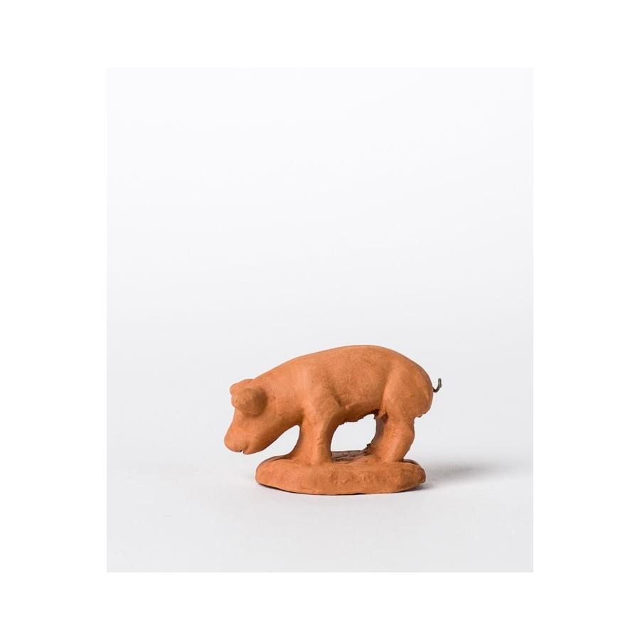 Santon à peindre Le cochon